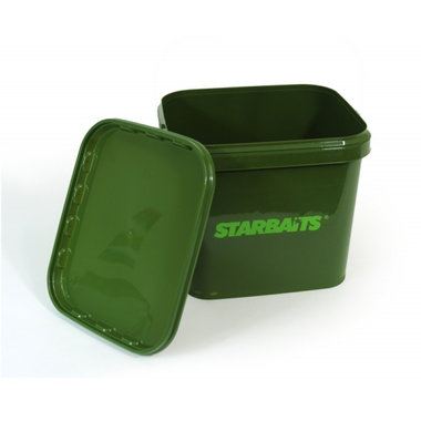 Emmer Sb Square Bucket Set - Starbaits