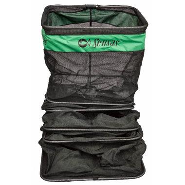 Leefnet Black Carp Rechthoekig - 2,50M - Sensas