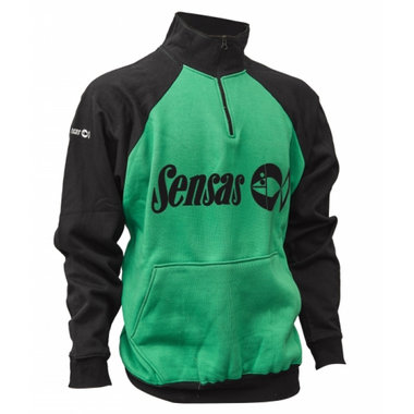 Sweater Zomer Groen & Zwart - Sensas