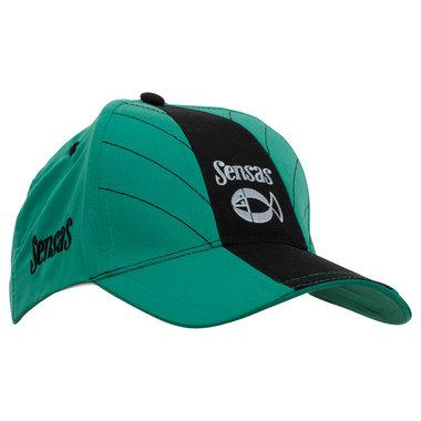 Pet Microfiber Groen-Zwart - Sensas