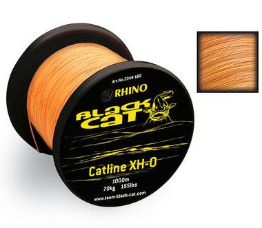Lijn Gevlochten Catline XH-O Catline 200m - Black Cat