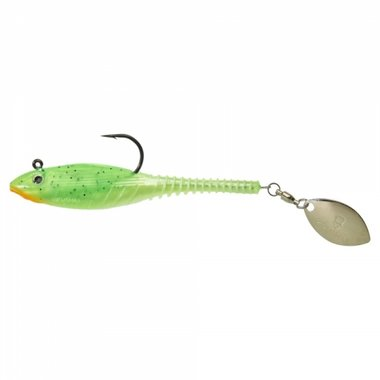 Gunki - Softbaits Grubby Flash 90 Hot Fire Tiger - Gunki