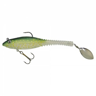Gunki - Softbaits Grubby Flash 170 Shallow Pike - Gunki