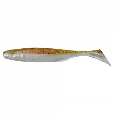 Gunki - Softbaits Jungle 12 Brown Sugar green & Red flk - Gunki