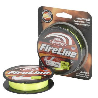 Berkley - Lijn gevlochten Fireline 110m Fl. Green - Berkley