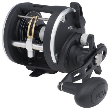 Penn - Reel Rival Level Wind 30 LW LH - Penn
