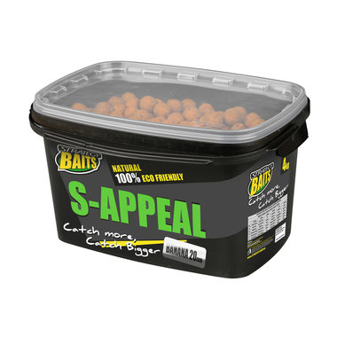 Strategy - Boilies S-Appeal 20mm - Strategy