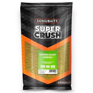 Sonubaits - Voeder Supercrush Green - Sonubaits