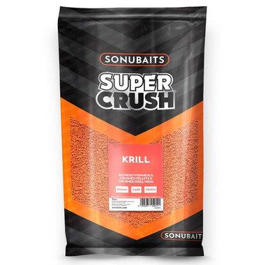 Sonubaits - Voeder Supercrush Krill - Sonubaits