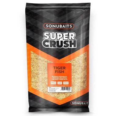Sonubaits - Voeder Supercrush Tiger Fish - Sonubaits