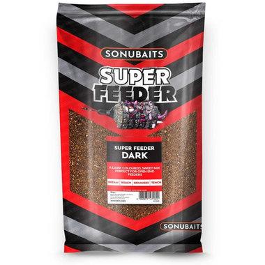 Sonubaits - Voeder Super Feeder Dark - Sonubaits