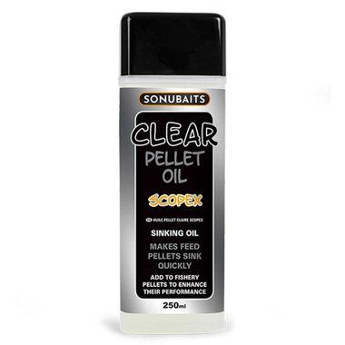 Sonubaits - Smaakstof Clear Pellet Oil Scopex - Sonubaits