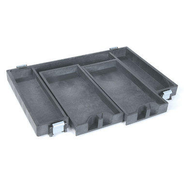 Fix 2 - Zitmand accessoire module 4520 L2 frontlades - Fix 2
