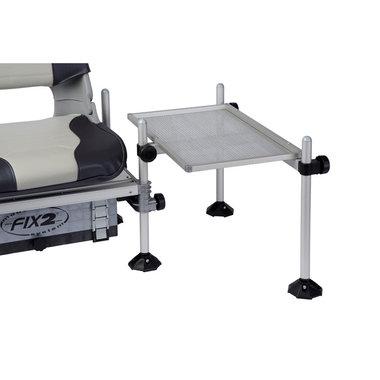 Fix 2 - Zitmand accessoire FCS tafel 540x350 mm met perforaties - Fix 2