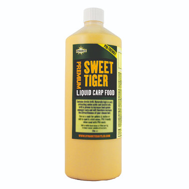 Dynamite Baits - Smaakstof Sweet Tiger Liquid Carp Food - Dynamite Baits