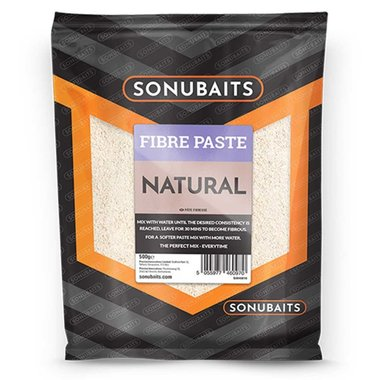 Sonubaits - Voeder Fibre Paste Natural - Sonubaits