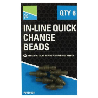 Preston - ICS Quick Change beads  - Preston