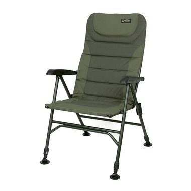 Fox Carp  - Stoel Warrior II Arm Chair - Fox Carp