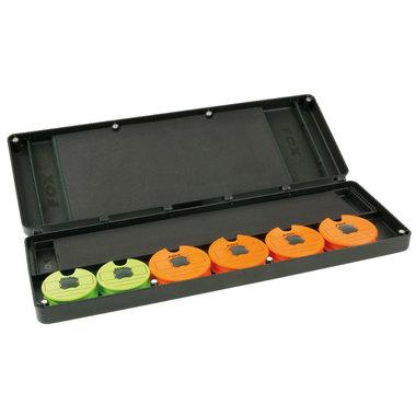 Fox Carp - Rigbox F box large disc & rig box system inc pins and discs - Fox Carp