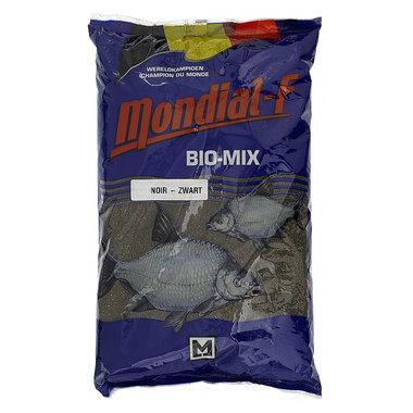 Voeder Bio Mix Zwart 2Kg  - Mondial F