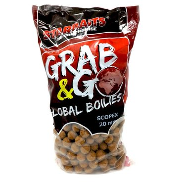 G&G Global Boilies 1Kg Banan Cream 20 Mm