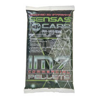 Pellets Im7 Extr.Pell. Green-Garlic-Betaine-6Mm - Sensas