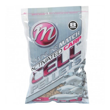 Pellets Match Carp Cell Pellets - 1kg - Mainline