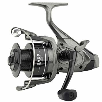 SPRO - Met vrijloop Karp 5000 2+1BB with free spool - SPRO
