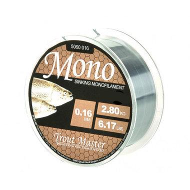 Trout Master - Lijn Nylon mono 200m - Trout Master