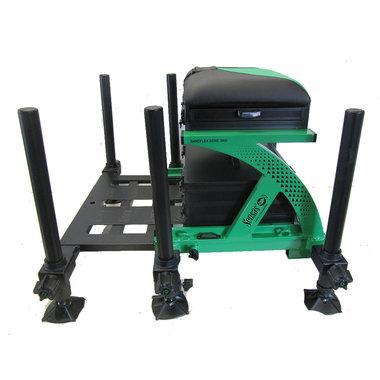 Sensas - Zitmand 36 Nanoflex 3900 groen - Sensas