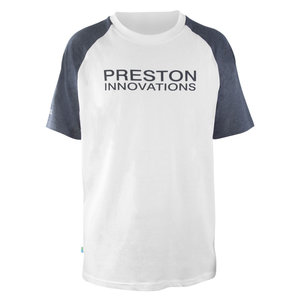 Preston - T-Shirt White - Preston
