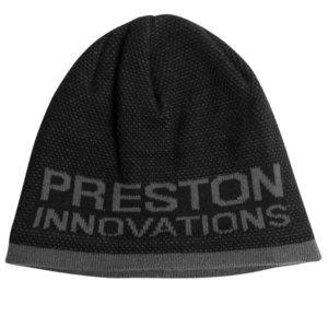 Preston - Black/grey Beanie - Preston