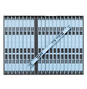 Sensas - Zitmand accessoire Inbouwbox + tuigenrekjes 19cm -M - Sensas