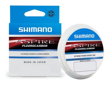 Lijn fluorocarbon Aspire Fluo Clear 50m - Shimano