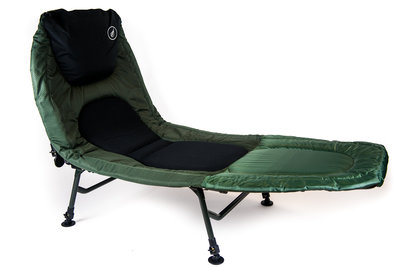 Bedchair Terry Hearn steahlt - Elite