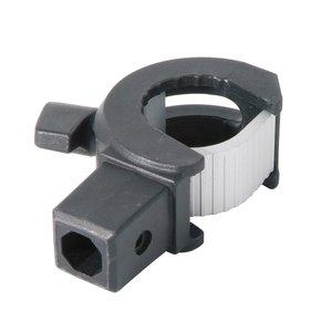 Zitmand accessoire Carre Clip One D25 (2)   Met 2 Verpakt - Rive