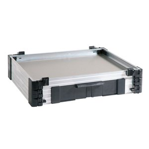 Zitmand accessoire F2 Bloc Casier / Tiroir Avant (30/60) Fond Alu - Rive