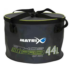 Ethos Pro EVA groundbait bowl with lid & handles - Matrix