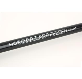 Feederhengel Horizon Carp feeder 11ft inc 3 tips 2pc - Matrix
