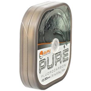 Lijn fluorocarbon PURE Fluorocarbon - Guru