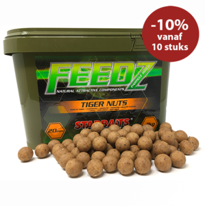 Boilies Feedz Tigernut 4 Kg - Starbaits