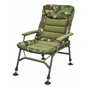 Stoel Camo Recliner Chair - Starbaits