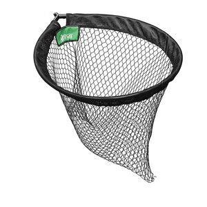 Schepnet Black Fisherie 55X45Cm - 15Mm - Sensas