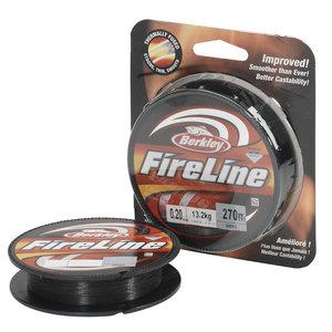 Berkley - Lijn gevlochten Fireline 110m Smoke - Berkley