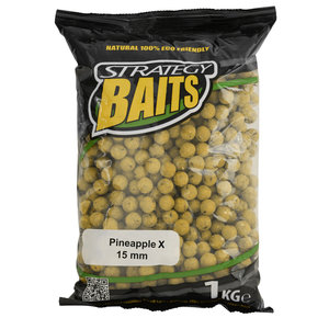Strategy - Boilies RM20 1kg Pineapple X - Strategy