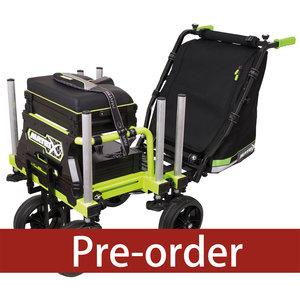 PRE-ORDER - Trolley 4 Wheel Transporter - Matrix