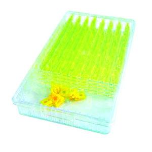 Fix 2 - Lijnlatten Doos 8 plankjes 9 mm - 20 cm - Fix 2
