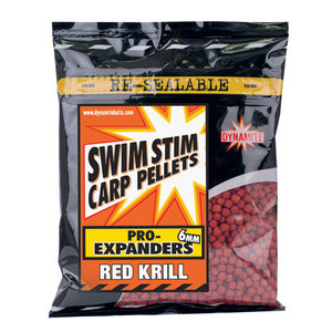 Dynamite Baits - Pellets Swim Stim Pro-Expanders Red Krill - Dynamite Baits