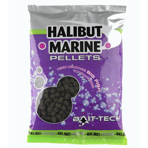 Bait Tech - Pellets Halibut Marine - Bait Tech