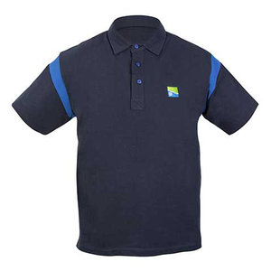 Preston - Polo Shirt Navy - Preston